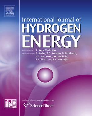 Research paper on hydrogen energy